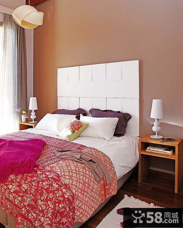 飘窗卧室装修设计