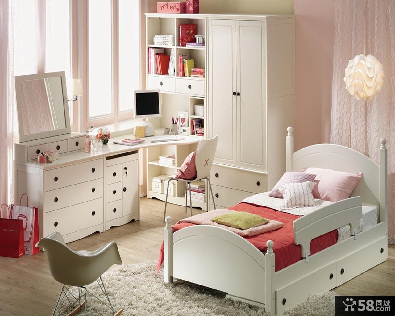 儿童房装饰效果图 儿童卧室装修效果图