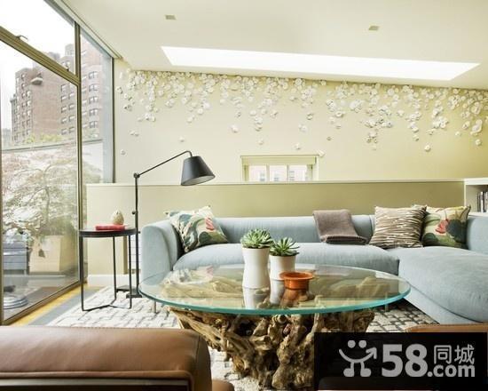 现代简约背景墙设计效果图大全