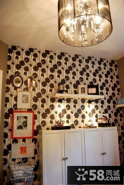 卧室墙体衣柜图片