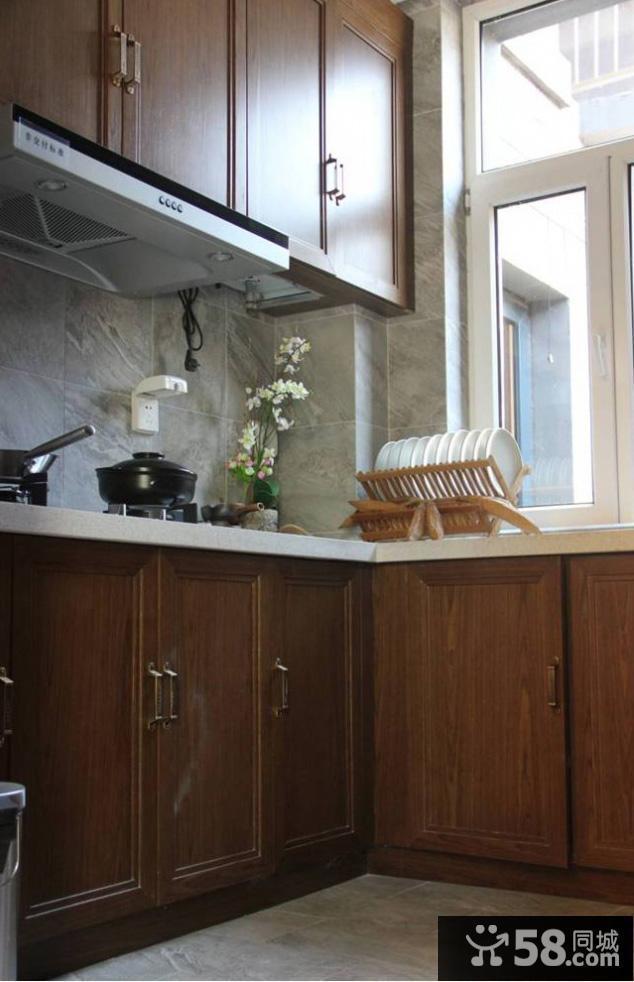 欧式厨房设计图