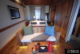 9万打造奢华美式风格小户型客厅装修效果图大全2014图片