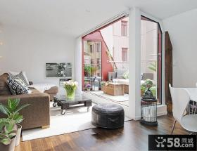 138平米北欧风格复式楼公寓装修
