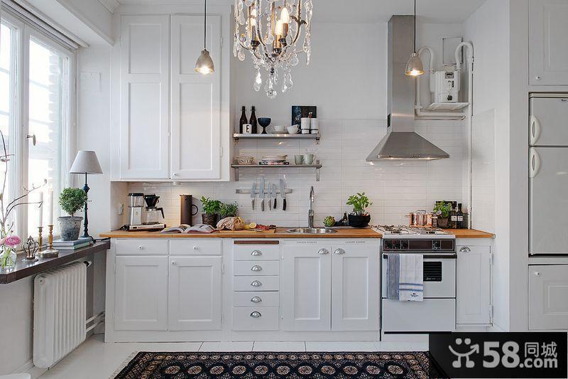 厨房简欧图片