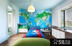 2014最新简欧儿童房装修效果图
