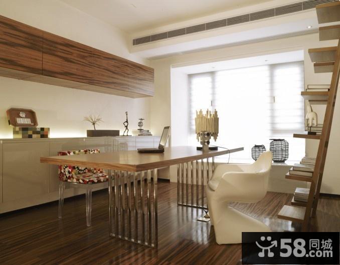 美式壁纸卧室