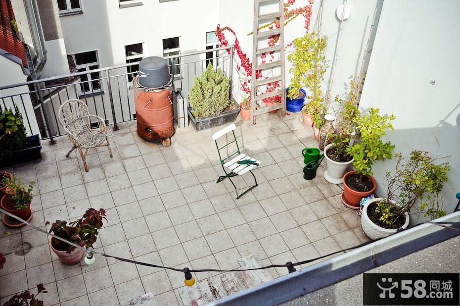 地中海卧室装修效果图大全2016图片