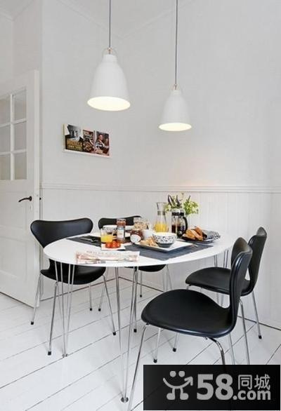欧式厨房间装修效果图