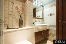 东南亚设计小卫生间大全