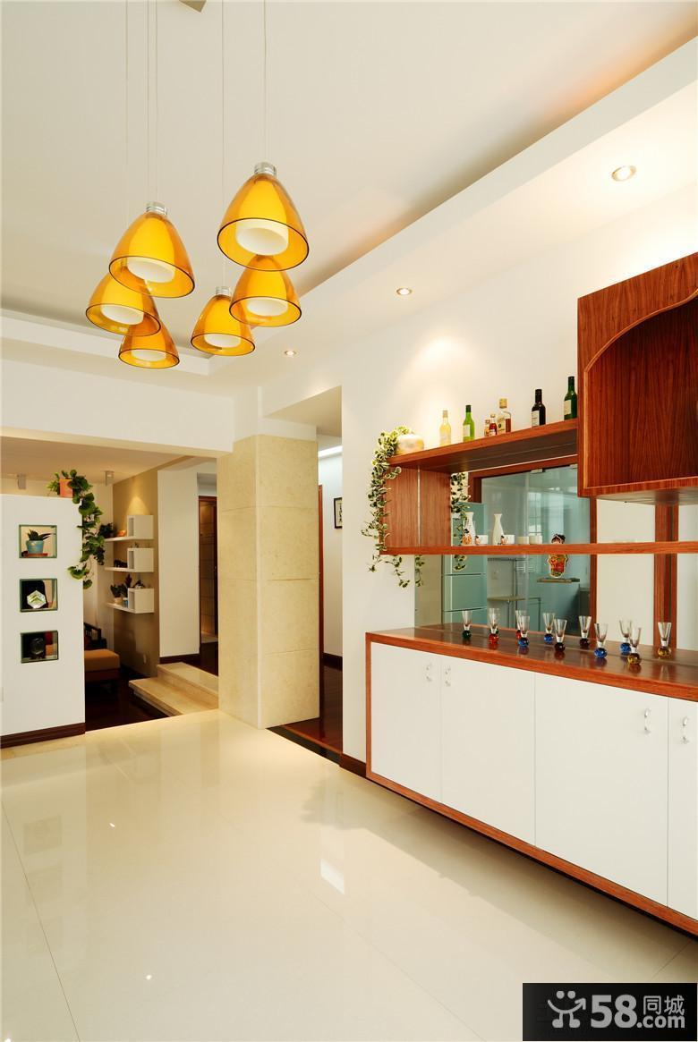 现代家装设计室内样板间图片大全