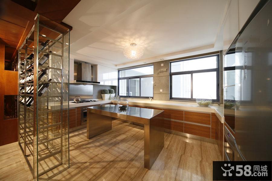 装修厨房设计效果图