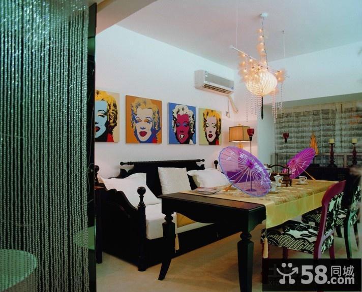 客厅欧式风格图片