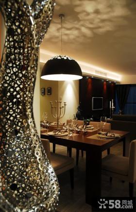 现代风格餐厅装饰
