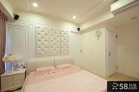 浪漫现代卧室装修案例
