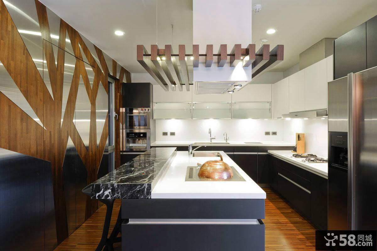 国外厨房设计效果图
