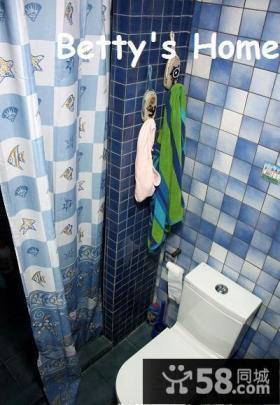 小卫生间瓷砖效果图大全图片