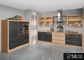 简易厨房装修效果图大全