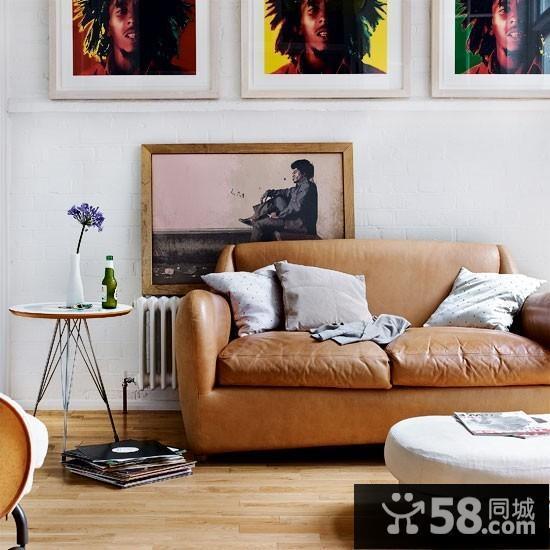 客厅墙面怎样装饰
