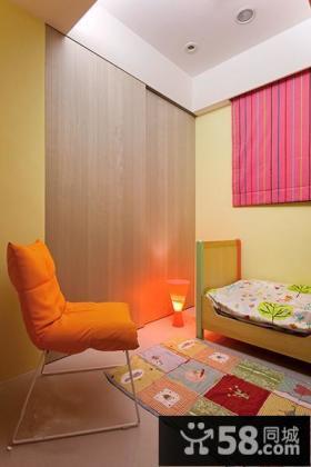 小空间儿童房设计