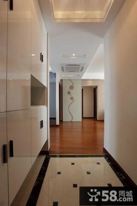现代玄关装潢设计