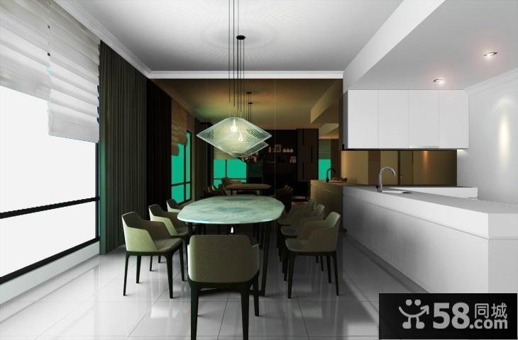 现代卧室吸顶灯图片欣赏