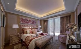 新古典风格卧室家装设计效果图