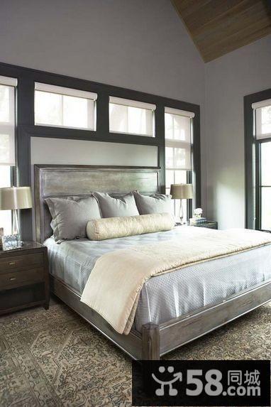 卧室吊灯现代简约图片欣赏