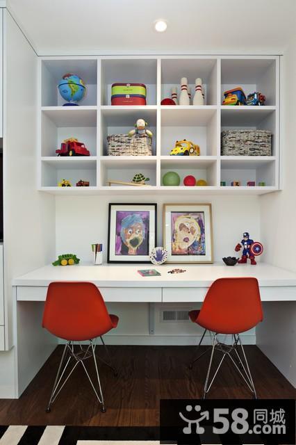 小客厅电视墙造型
