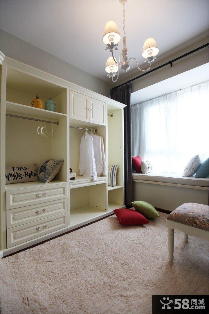 卧室装修美式