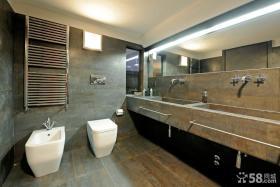 东南亚风格厕所装修效果图
