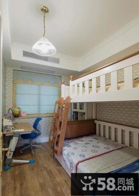时尚美式儿童房设计大全