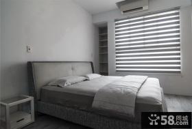 宜家风格简约卧室设计图片