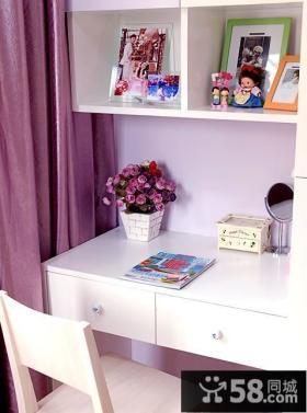 室内装饰效果图 小书房装饰效果图
