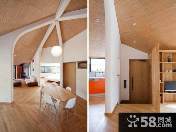 98平米复式楼装修效果图