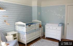 宝宝儿童房装修效果图大全2013图片