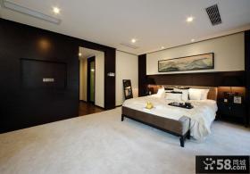 典雅新中式卧室案例欣赏