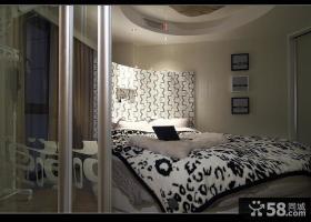 2013最新现代简约风格卧室设计