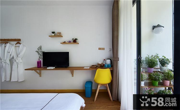 家装客厅电视墙图片