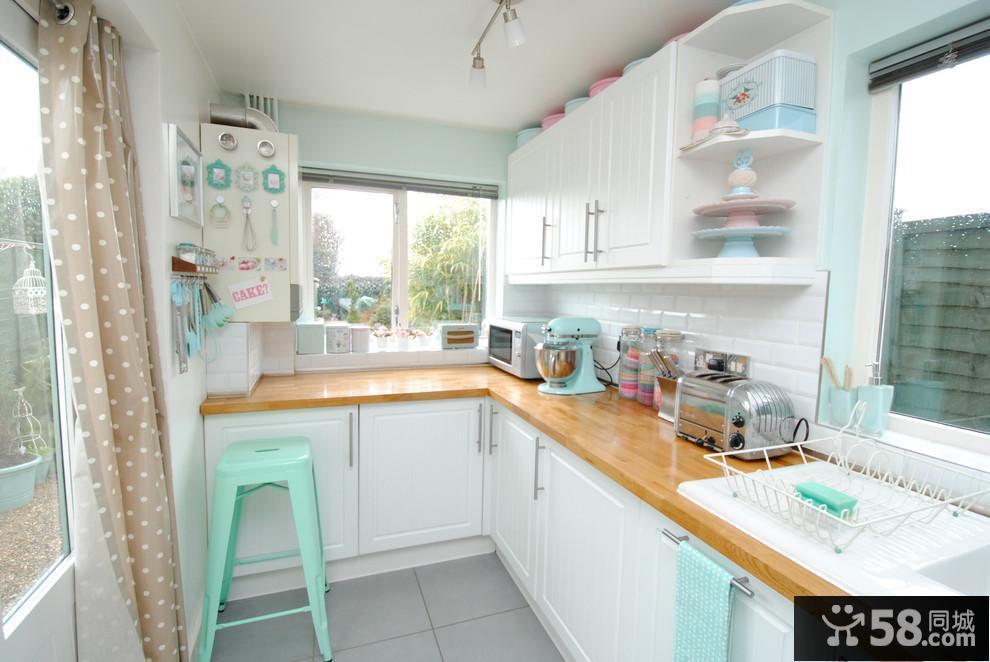 10平米厨房装修图