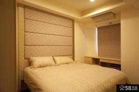 现代日式风格卧室图片