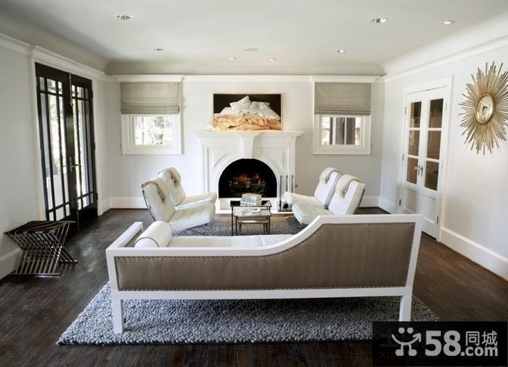 美式田园风格的家具