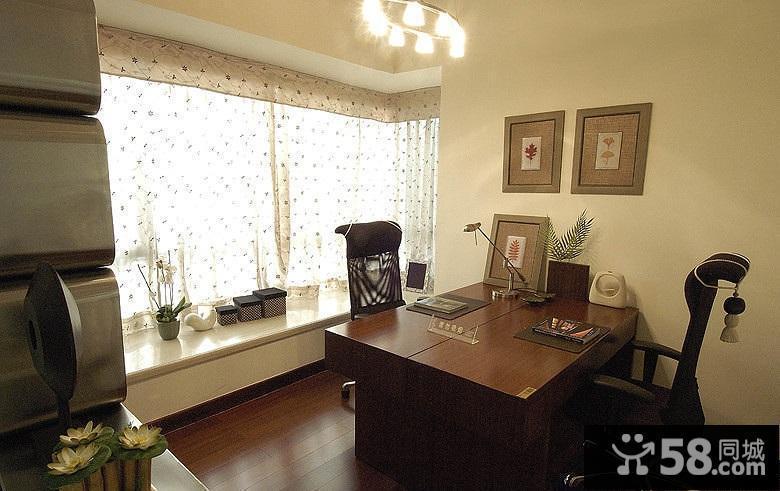 中式客厅玄关装修