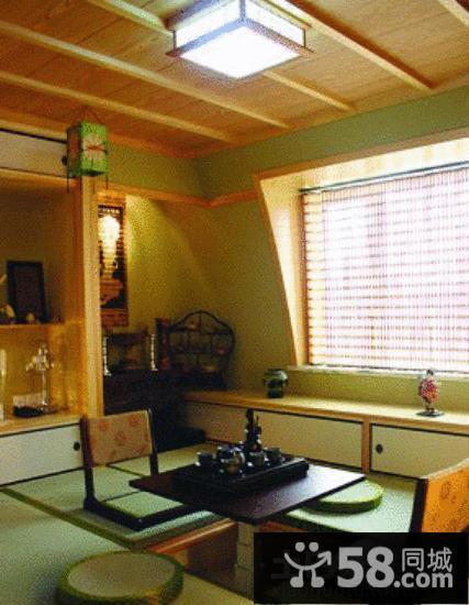 小户型客厅简约装修图