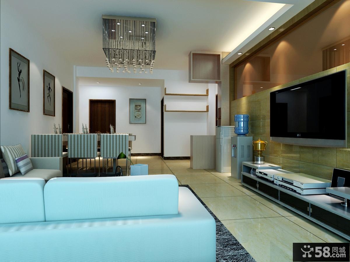 家居客厅装修效果图大全2013图片客厅