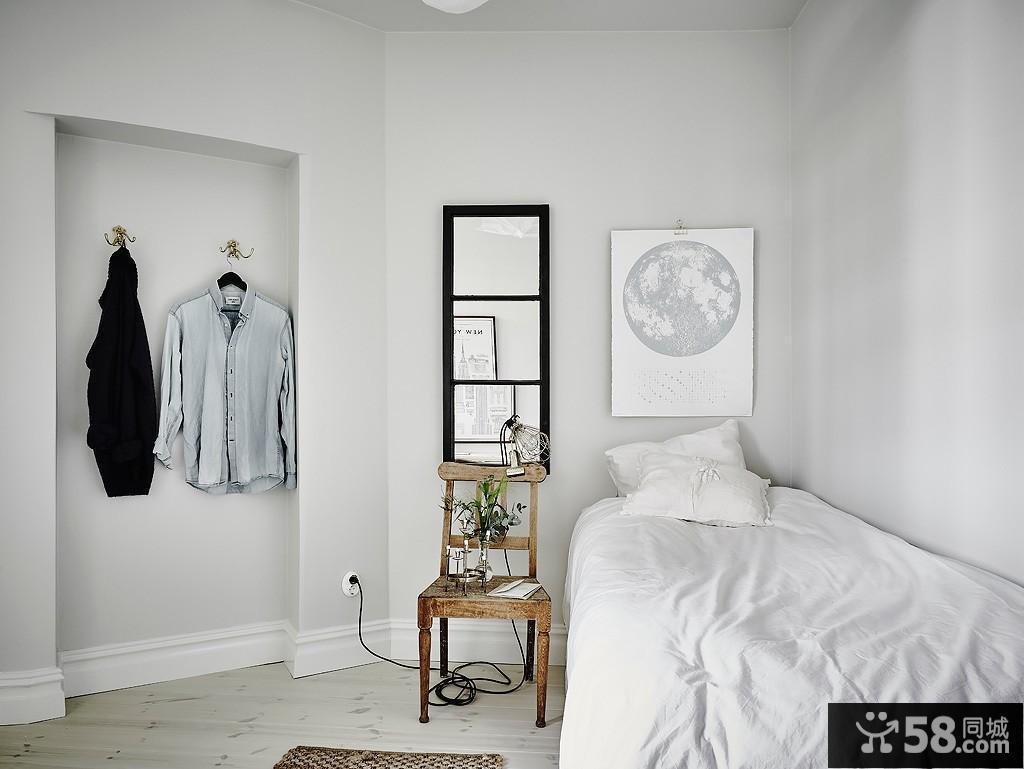 卧室装修田园