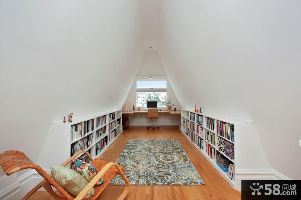 现代卧室墙纸效果图