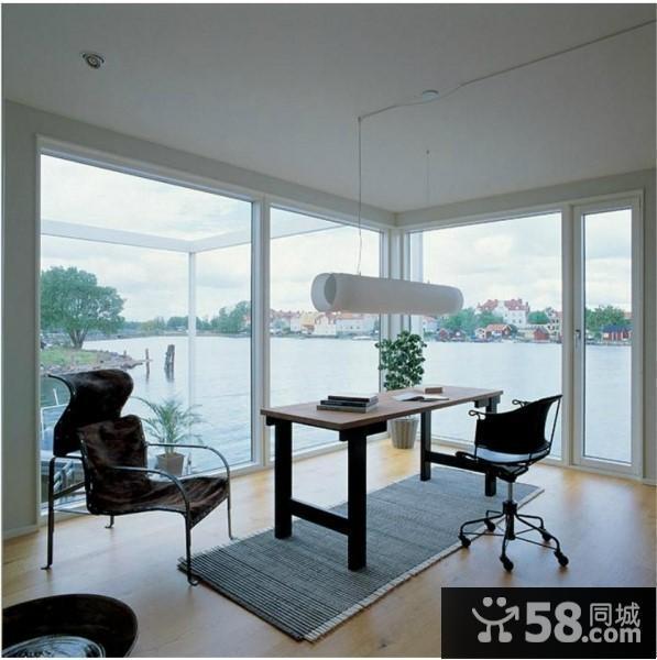 60平米一室一厅小户型装修效果图