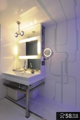 4平方米小卫生间装修效果图大全2013图片