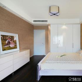 现代简约卧室装修设计展示