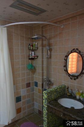 卫生间瓷砖图片欣赏
